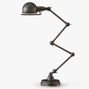 Lampa stołowa loft