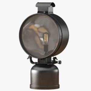 Lampa - British Railway Flood Lamp